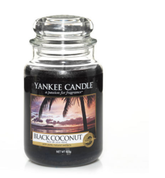 Blackcoconut Yankee Candle