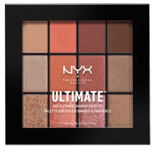 nyx warms tones